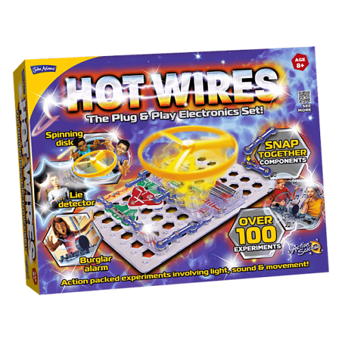 Hot Wires kit by John Adams