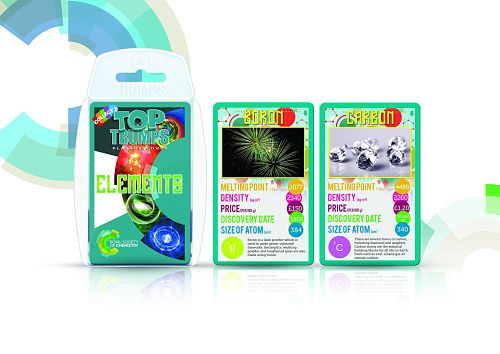 Top trumps Chemical Elements